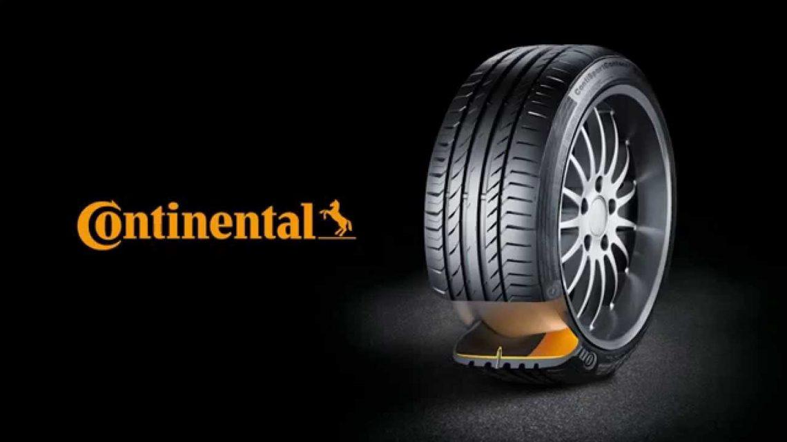 Шины Continental